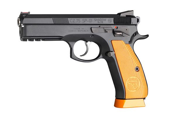 cz 75 sp01 orange 2012